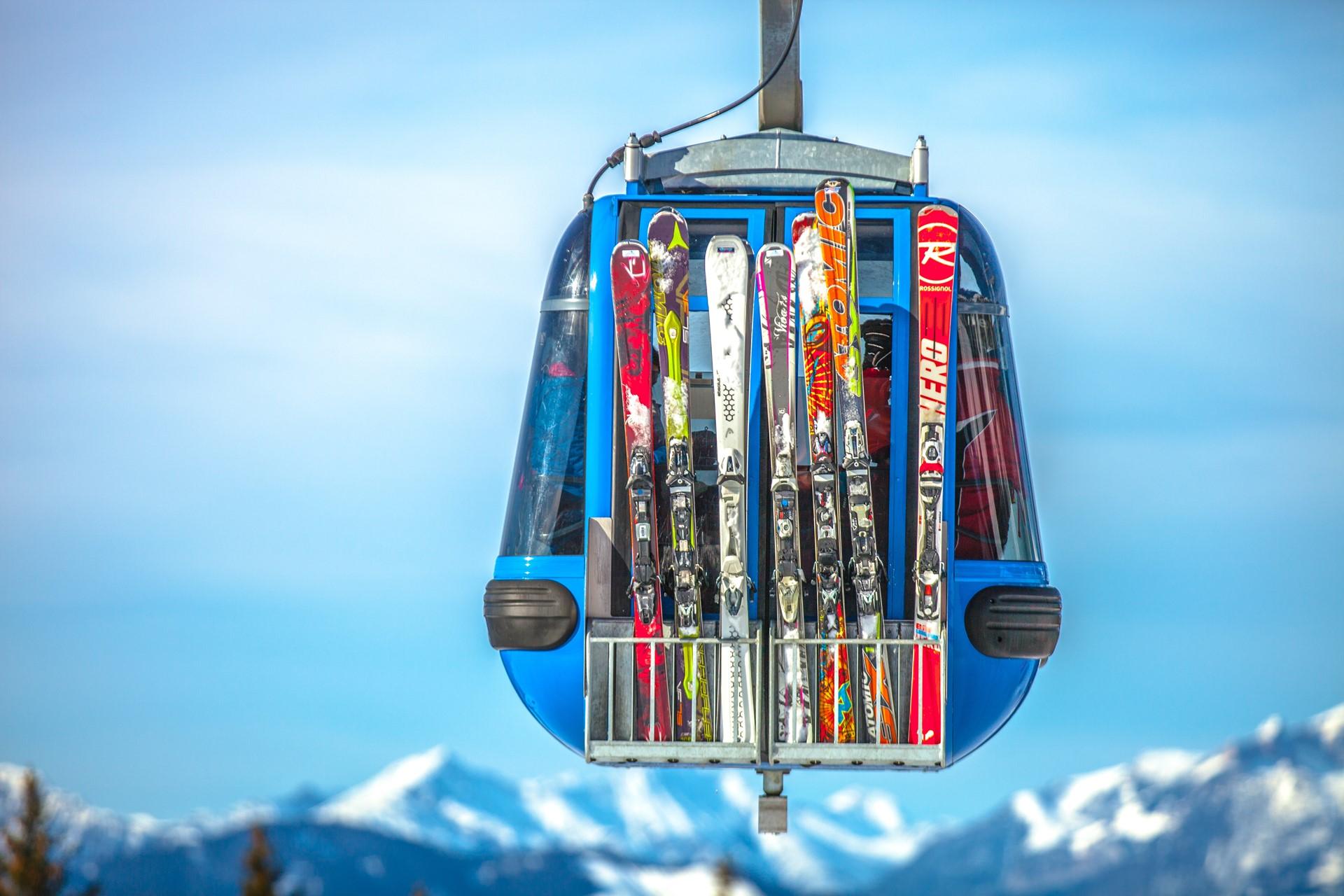 Sauze d'Oulx ski hire