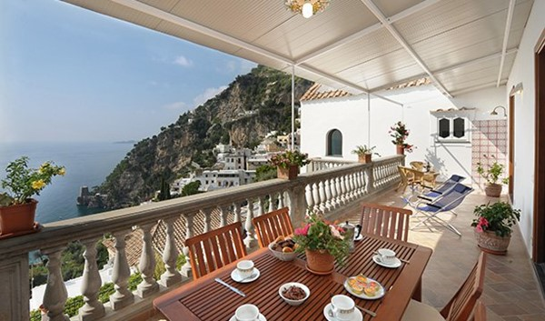 Apartment in Positano