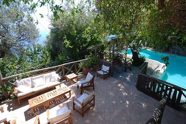 Villa Positano with private pool