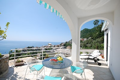 Positano accommodation