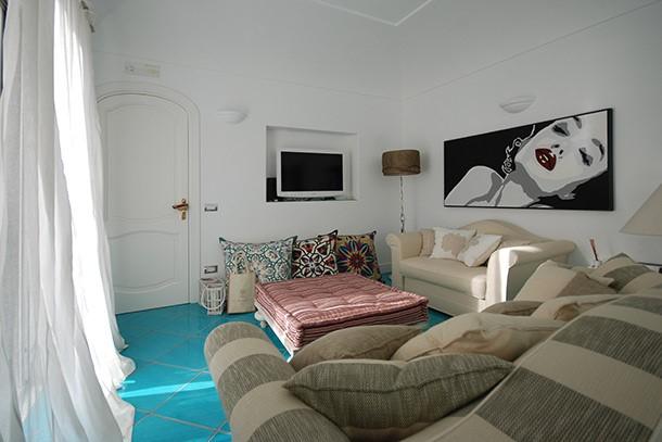 Positano accommodation