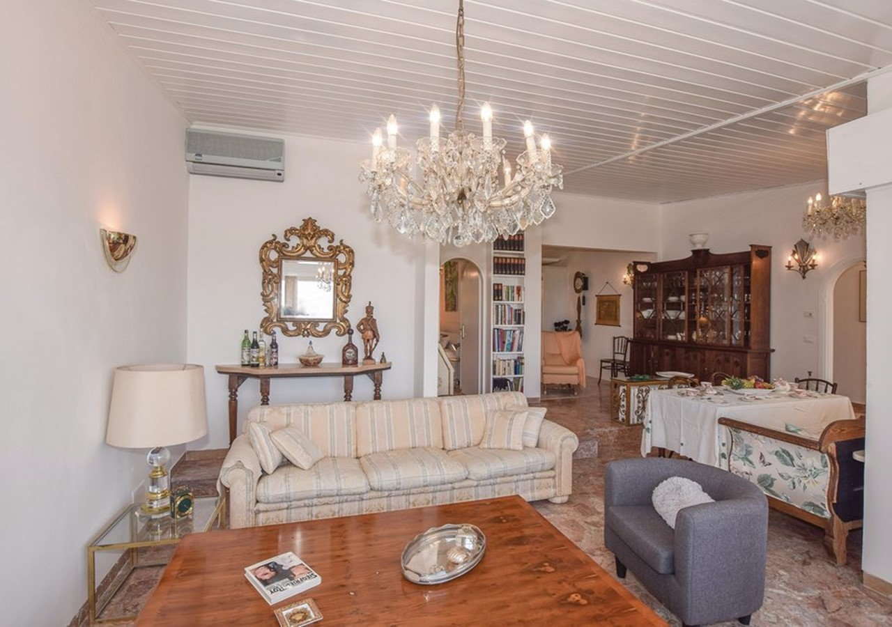 Villa for 7 people with great views of Lake Garda