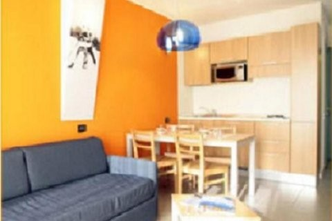 Modern self catering apartment in Sestriere for 4 people