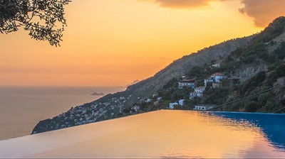Luxury Amalfi villa
