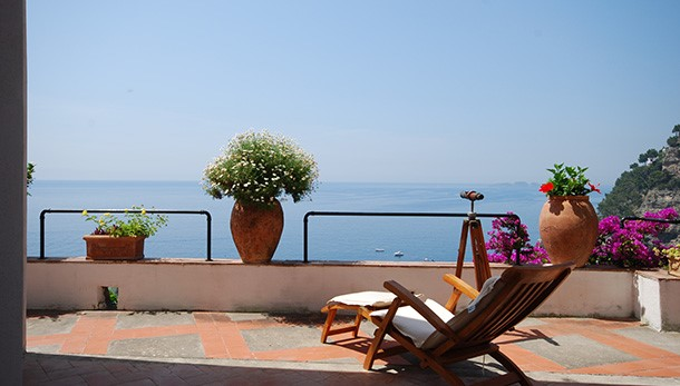 Amalfi Coast villas