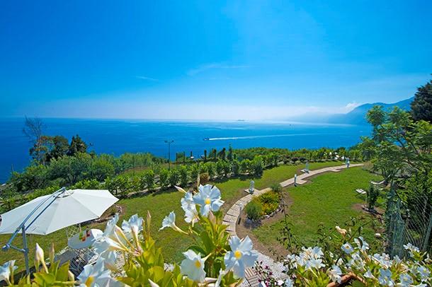Luxury Praiano villa