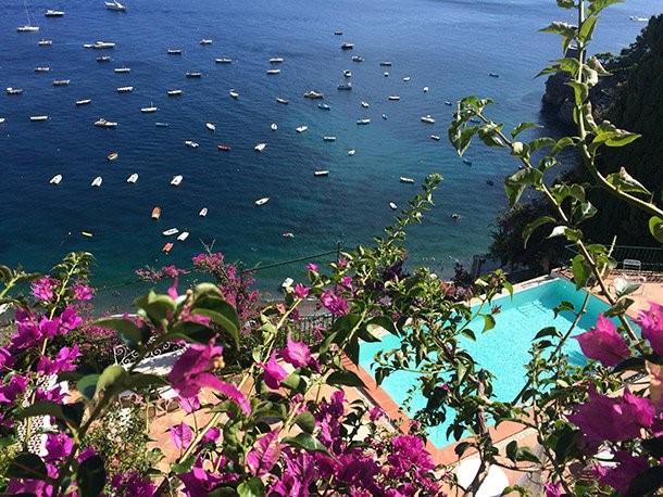 Amalfi Coast villas with private pool
