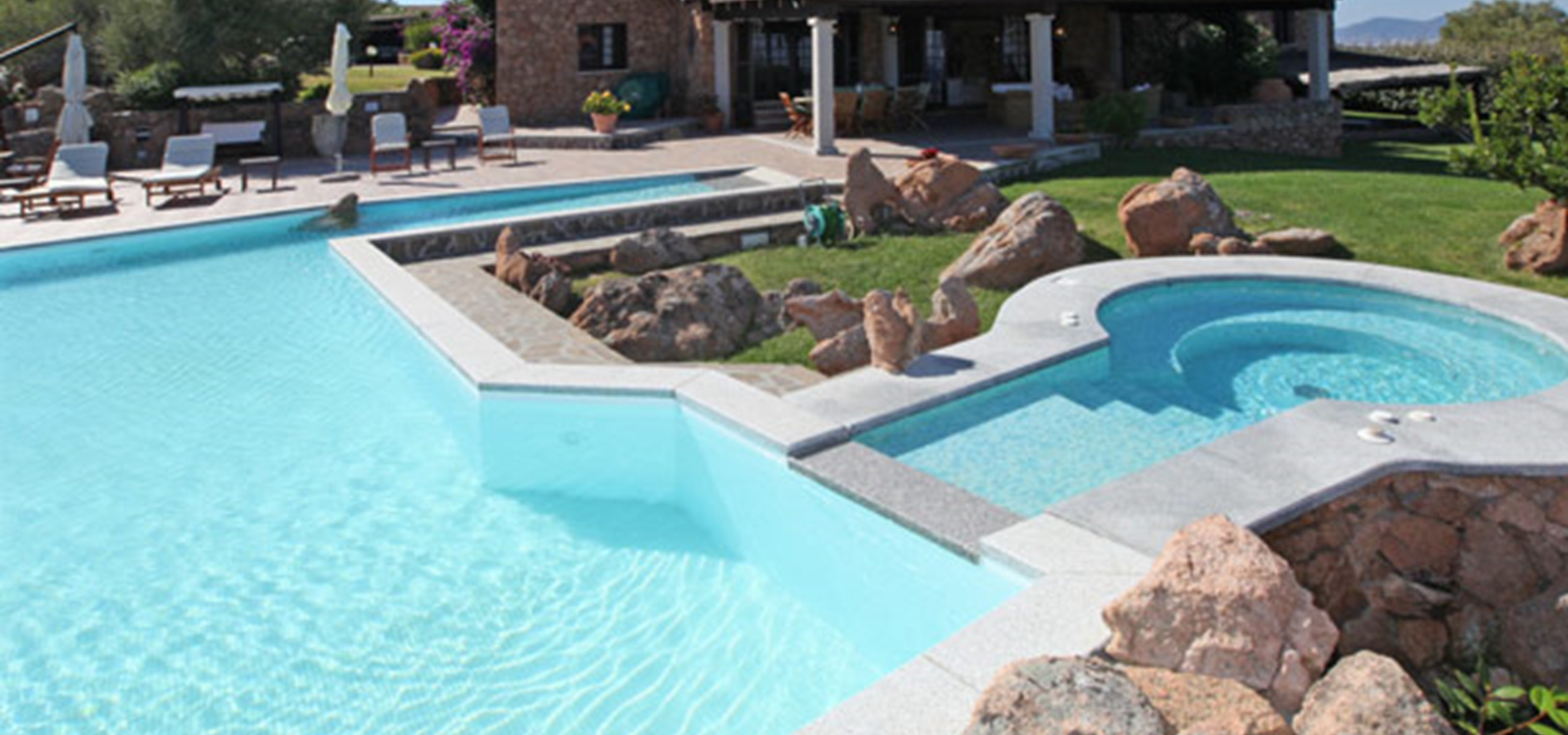 Magnificent Sardinia villa with private pool & spectacular ...