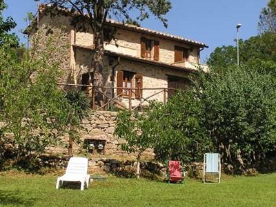 Umbria holiday villa