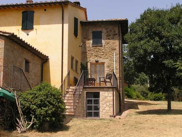 Traditional Umbrian holiday home with panoramic views