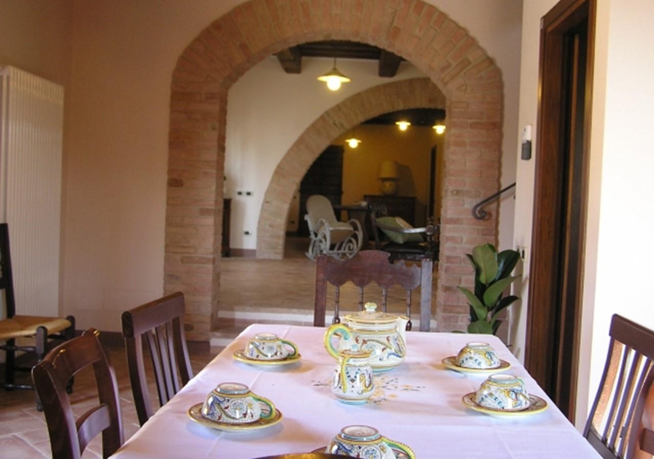 Villa in Umbria