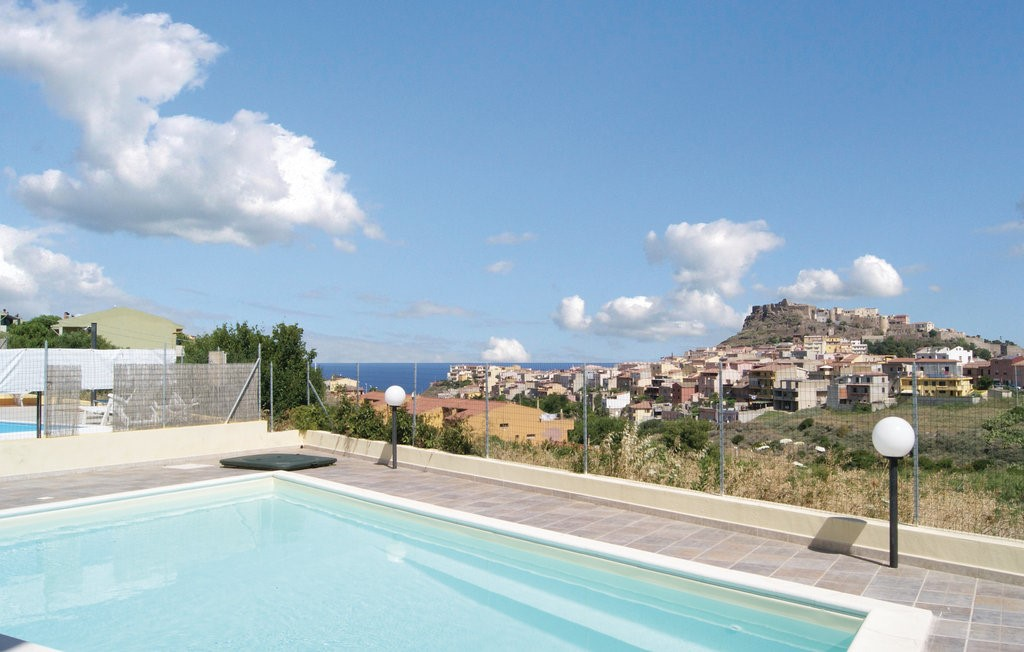 Apartment in Sardinia with shared pool