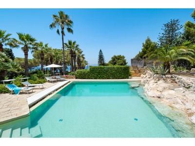 Sicily villa with private pool near Plemmirio marina, south of Syracuse