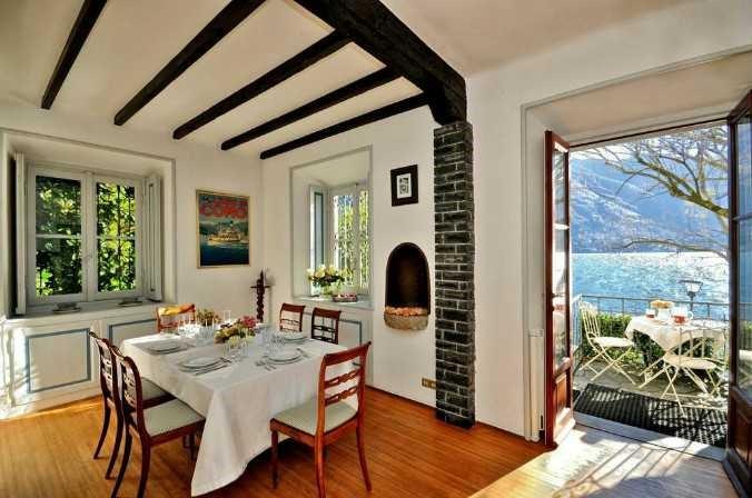 Luxury Lake Como villa