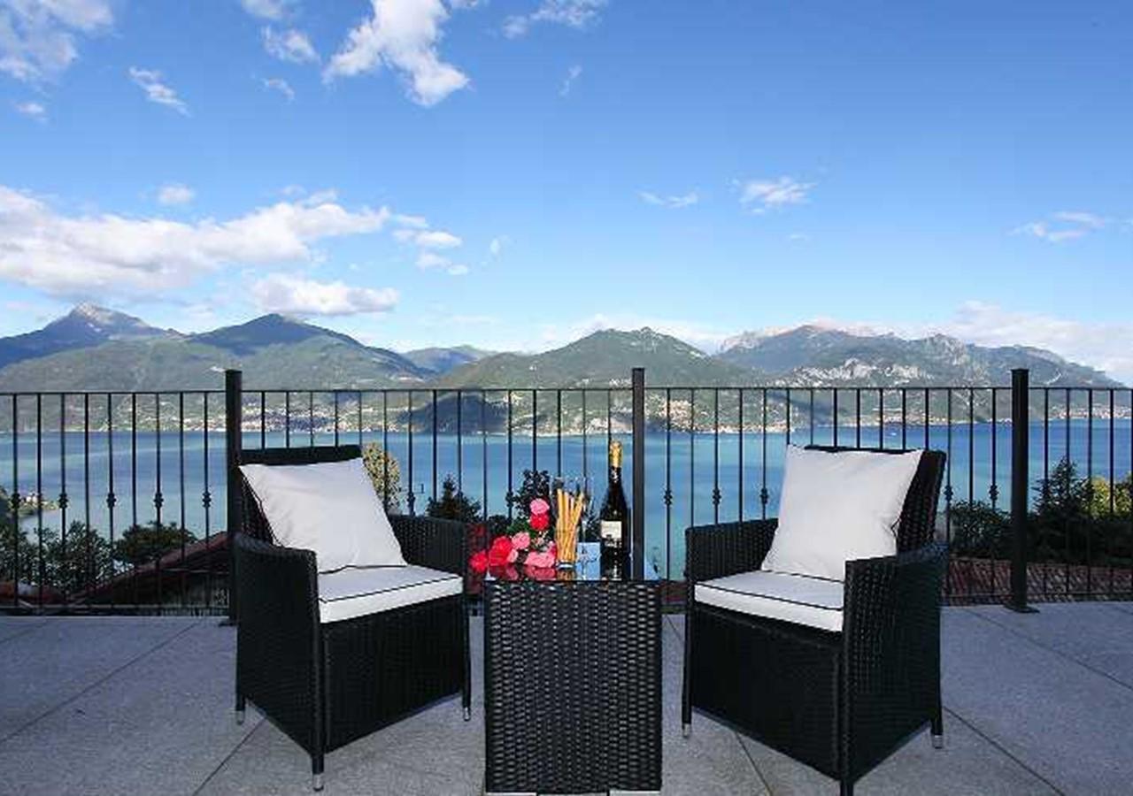 Lake Como villa with private pool