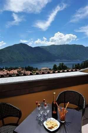 Lake Como villa