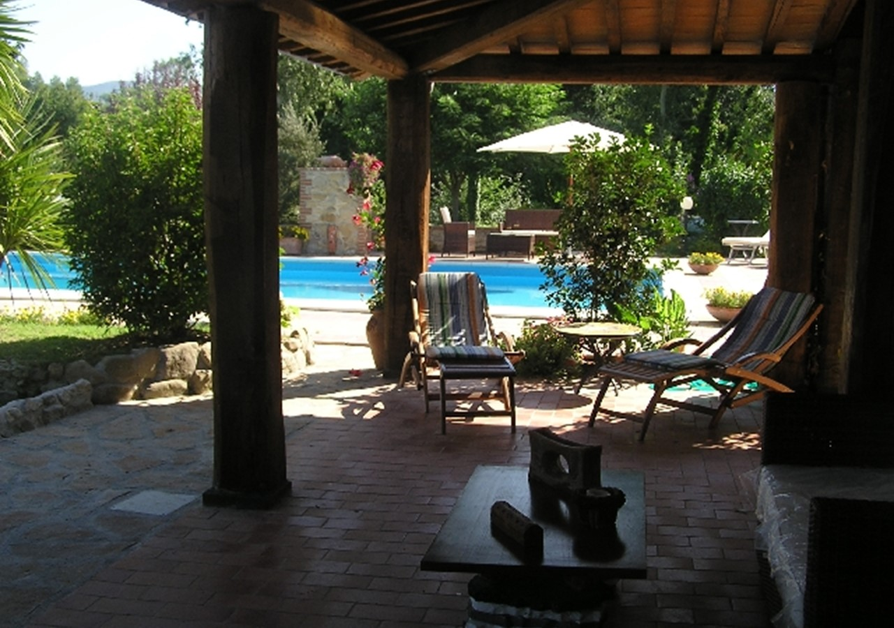 Charming stone house villa in Umbria with private pool