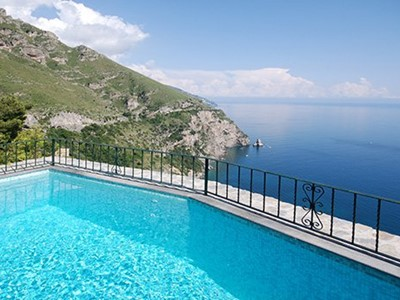 Villa Positano with private pool