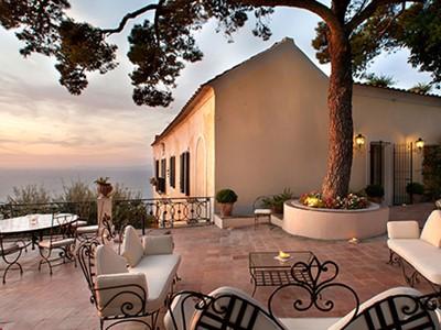 Luxury historic villa in Sorrento