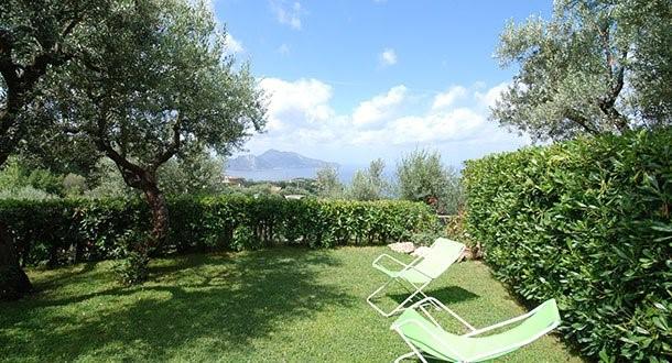 Large luxury villa in Sorrento
