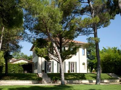 Villa Le Marche coast with pool