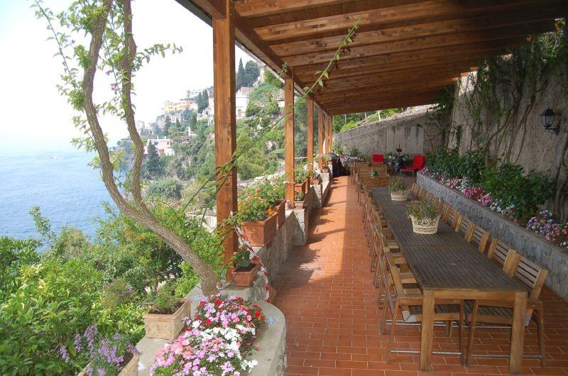 Ravello villa