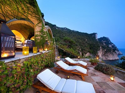 Large luxury Amalfi villa