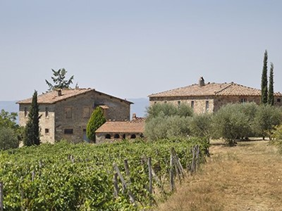 Chianti Farmhouse - A