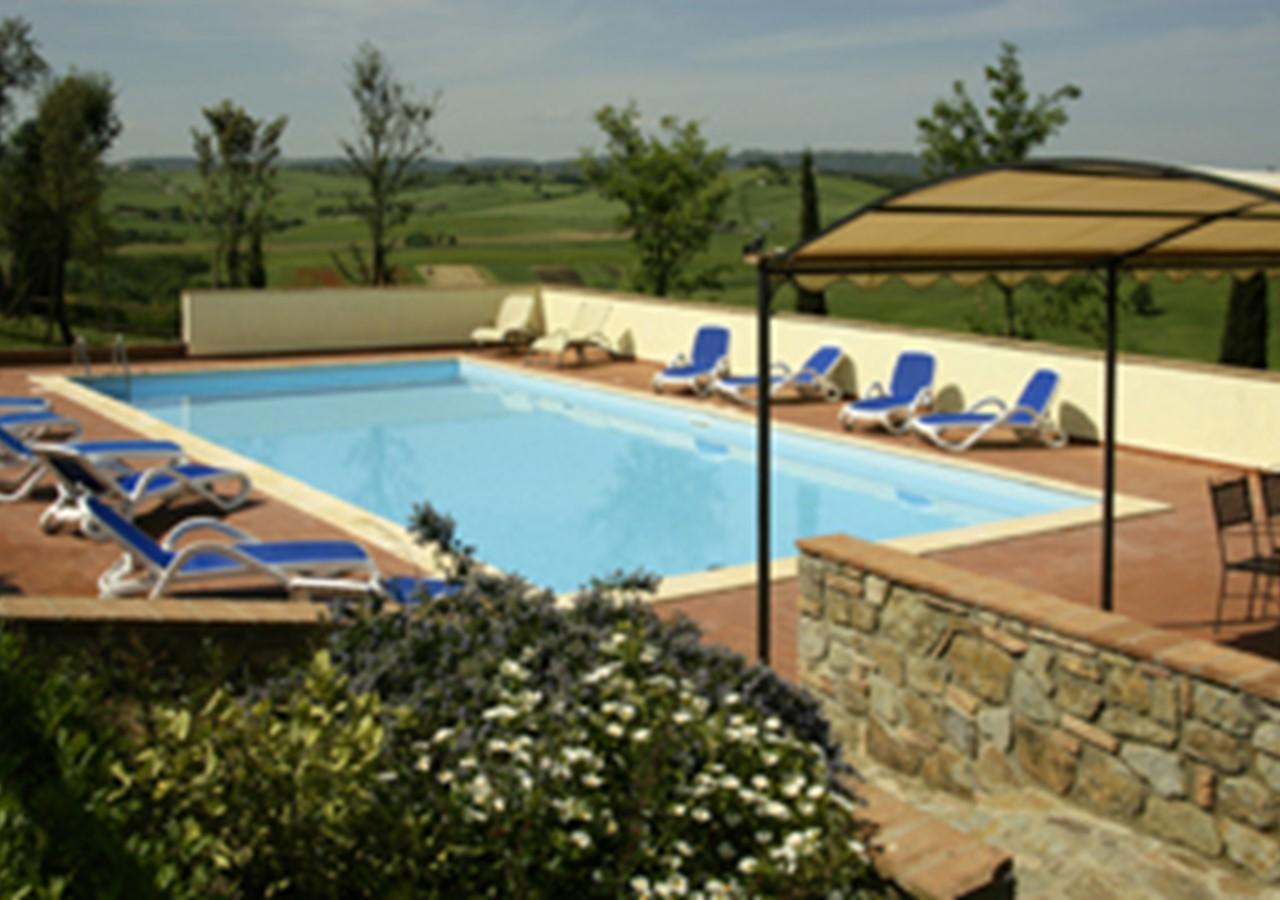 Tuscany apartments