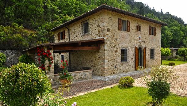 Tuscany villas