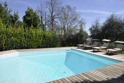 Luxury Tuscany villa