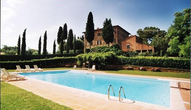 Luxury villas Tuscany