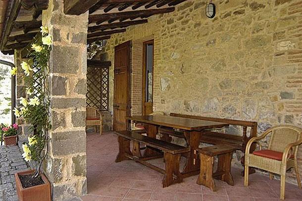 Tuscany Villa with pool