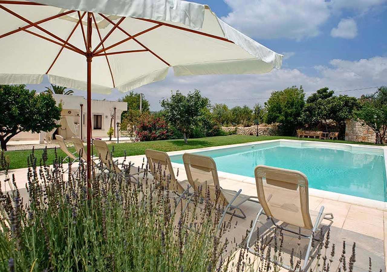 Villa in Sicily with private pool