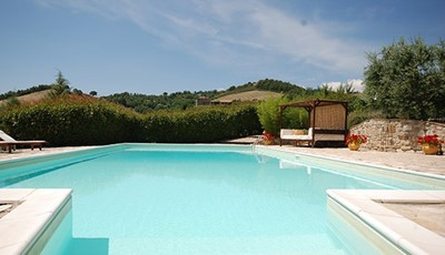 Luxury villas Umbria