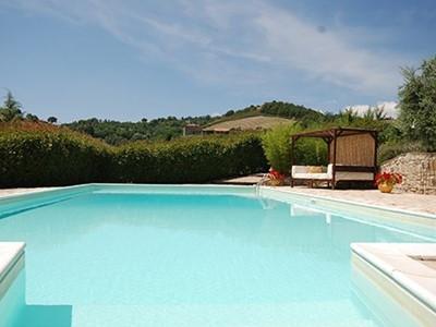 Luxury villas Umbria