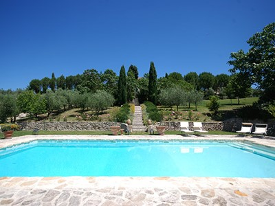 Luxury villa in Umbria with private pool