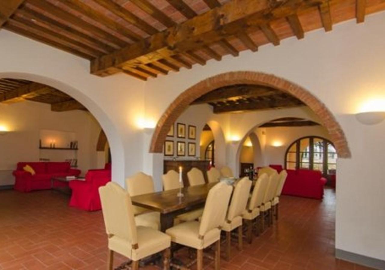 Tuscany villa