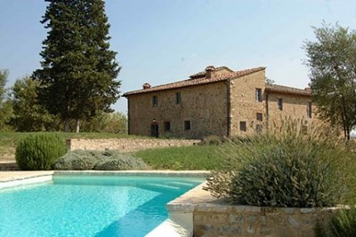 Tuscany villa with private pool