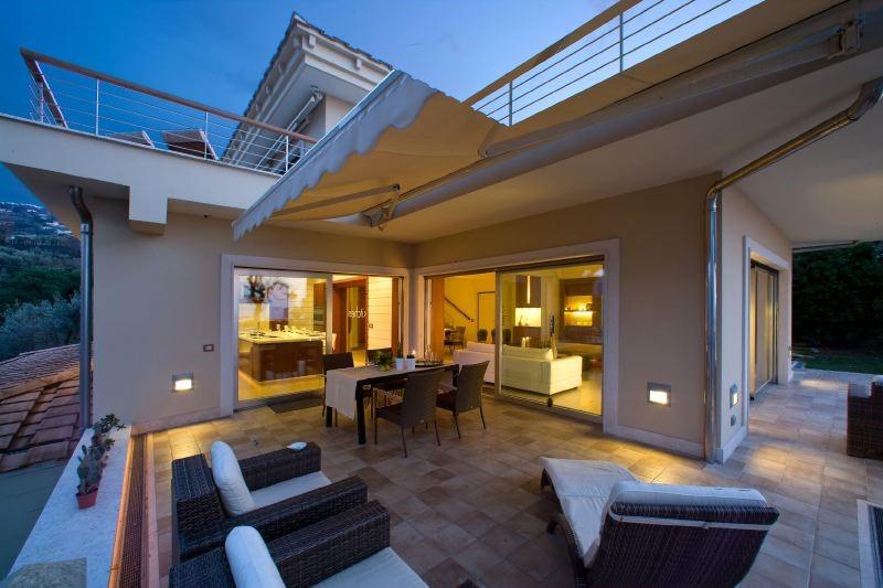 Luxury villa in Sorrento