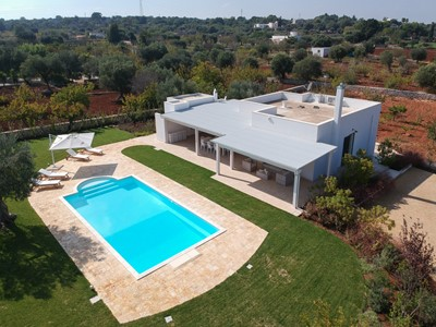Villa for 6 people near Polignano a Mare in Puglia with private pool