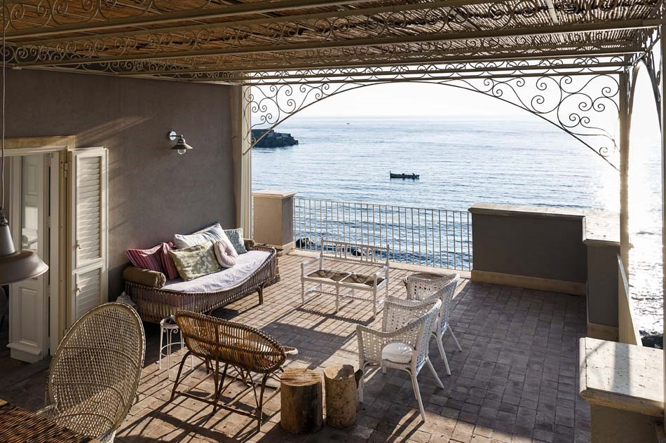 Accommodation in Sicily