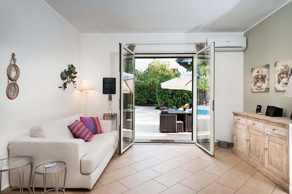 Villa in Sicily with private pool