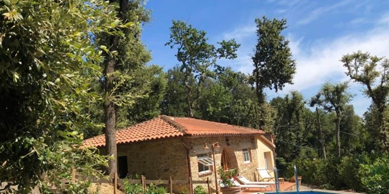 Villa suitable for 6 people in Tuscany with private swimming pool