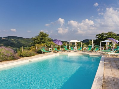 Self catering villa in Umbria