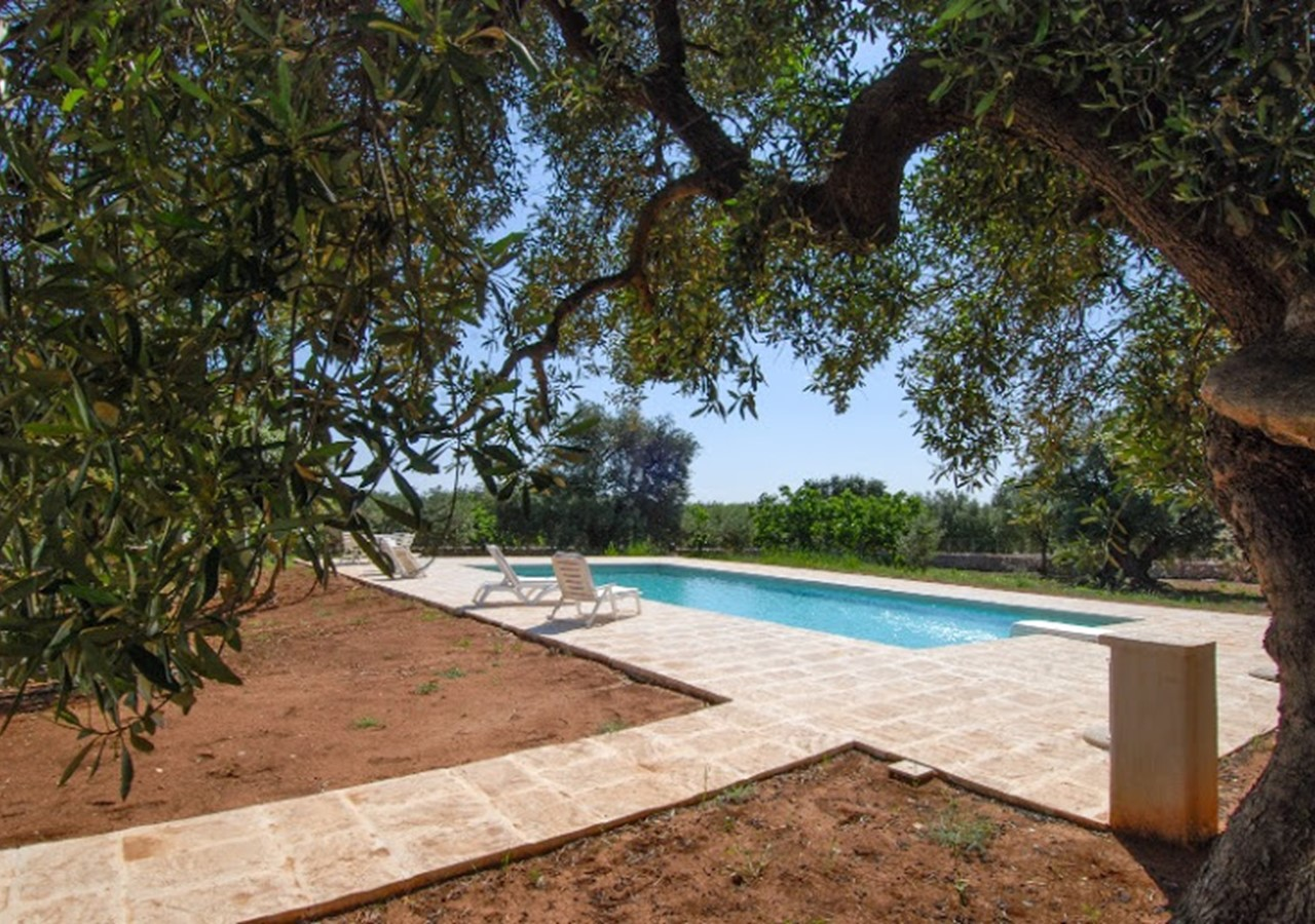 Puglia self catering accommodation