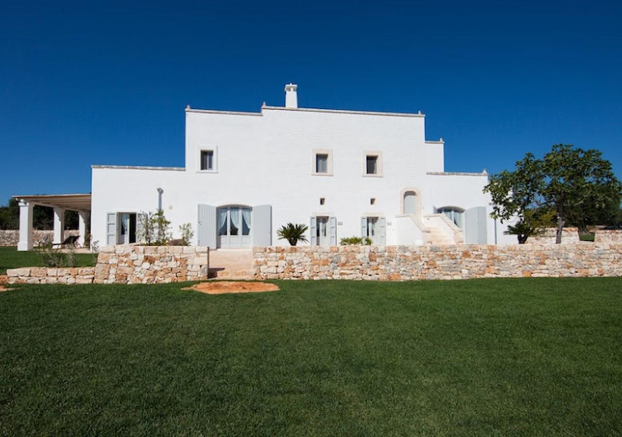 Villas in Puglia