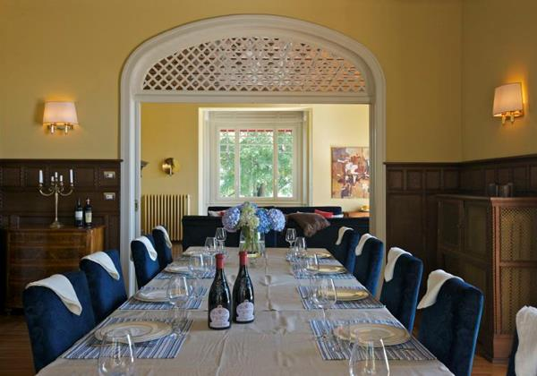 Luxury villa for 16 people over looking Lake Maggiore