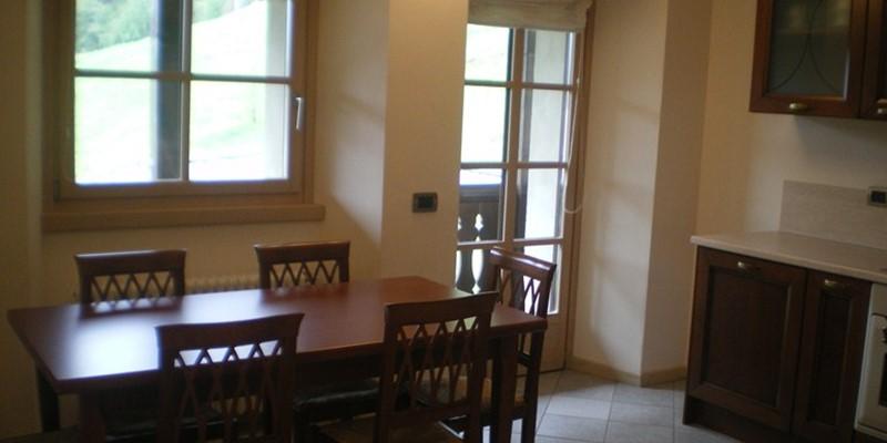 self catering apartment in Bormio