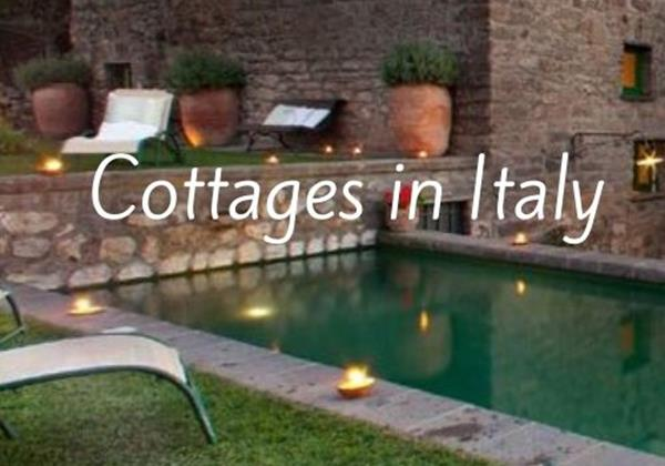 Cottages In Italy
